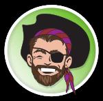 Jolly Roger Amusement Park® icon logo