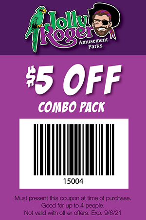 5 Off Jolly Roger Combo Pack 2021