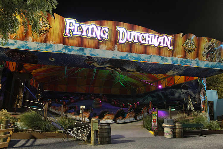 flying dutchman ride