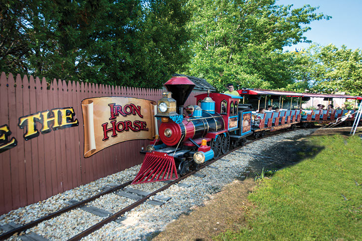 jolly roger train