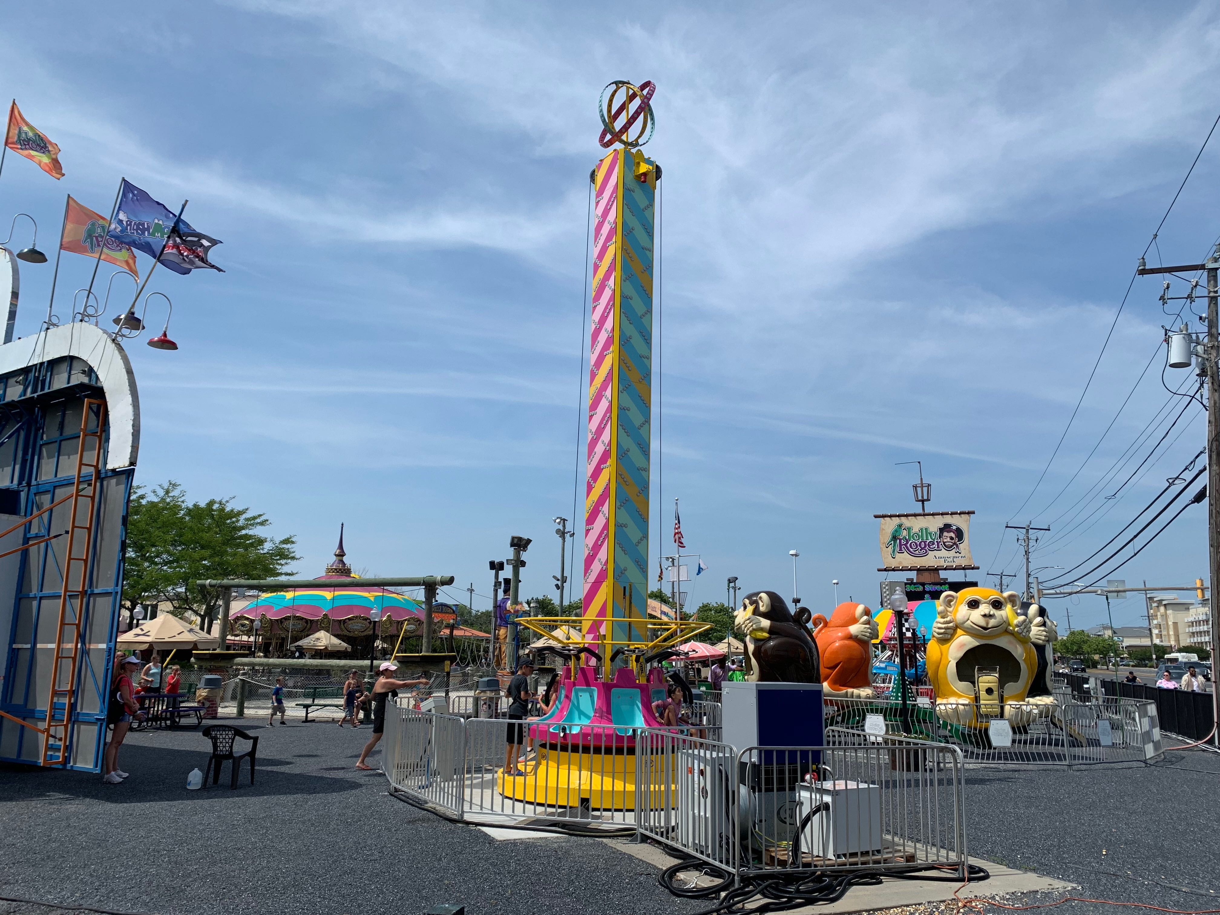 Rides at 30th St.