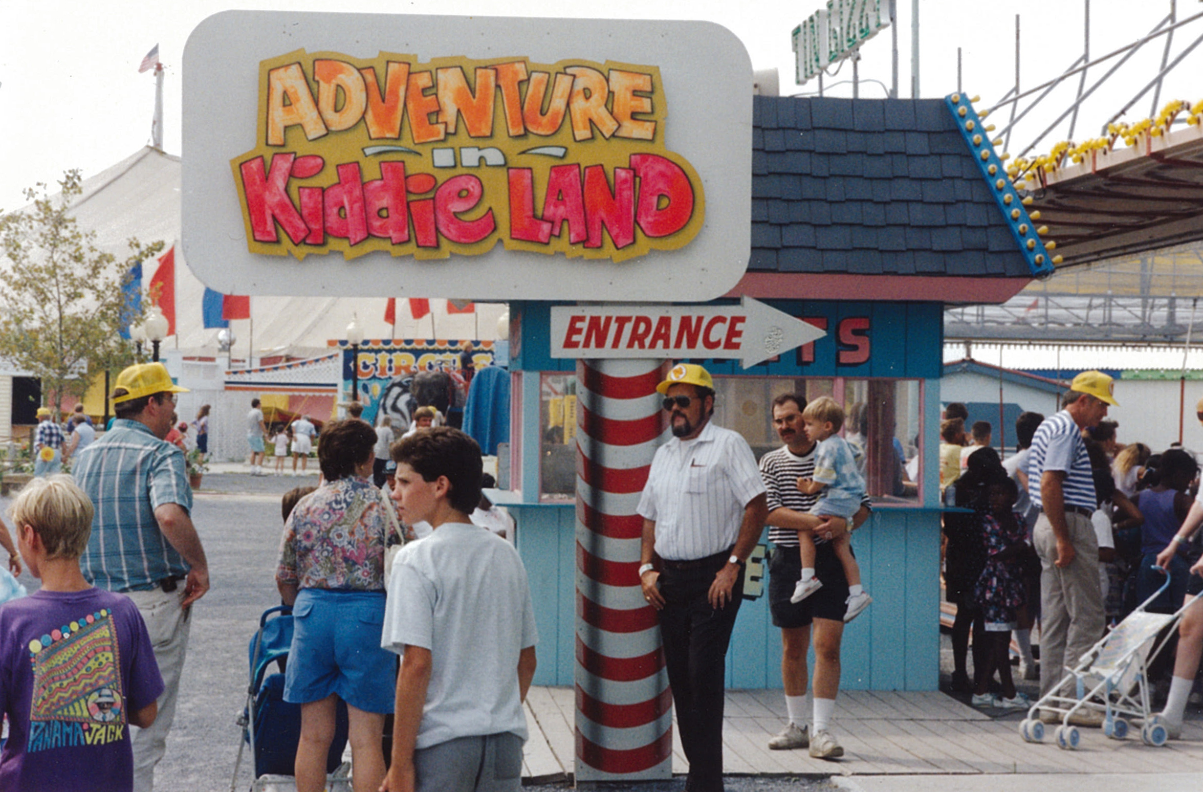 Jolly Roger Adventure in Kiddie Land